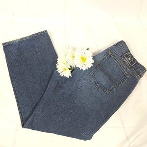 Lucky Brand Dungarees Classic Fit Jeans SZ 38